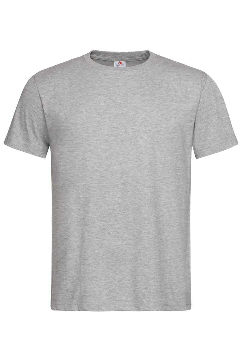 ST2000_GYH Classic-T Grey Heather