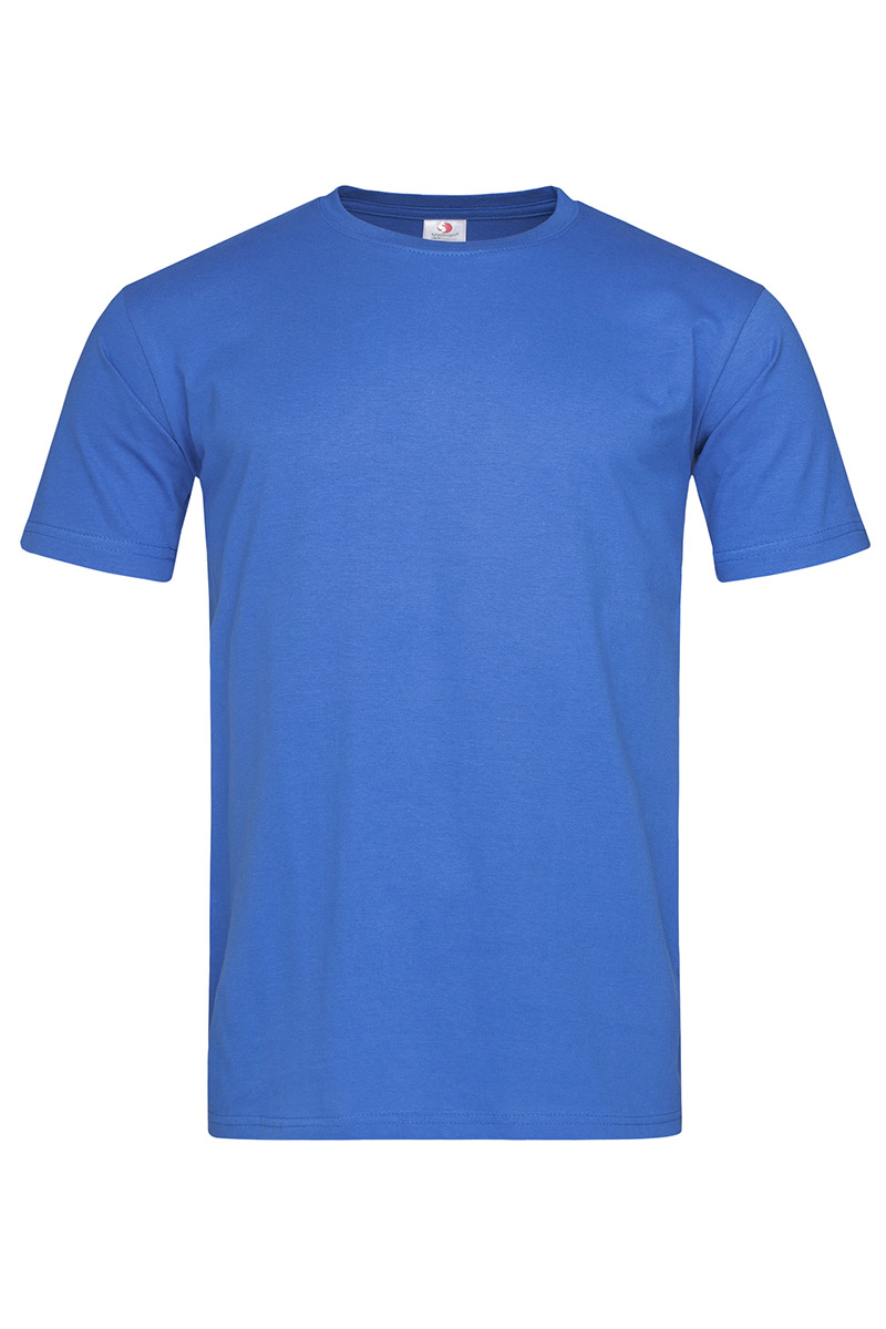 ST2010_BRR Classic-T Fitted Bright Royal