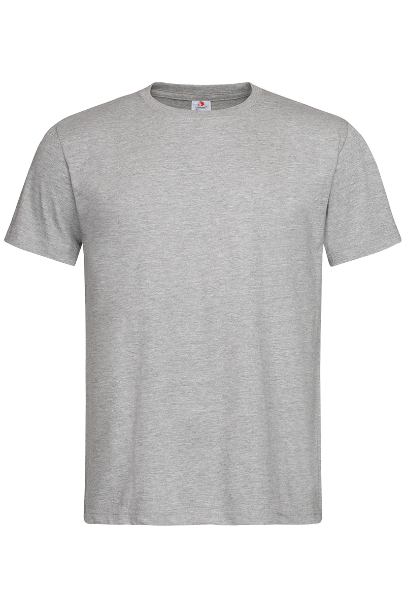 ST2020_GYH Classic-T Organic Grey Heather