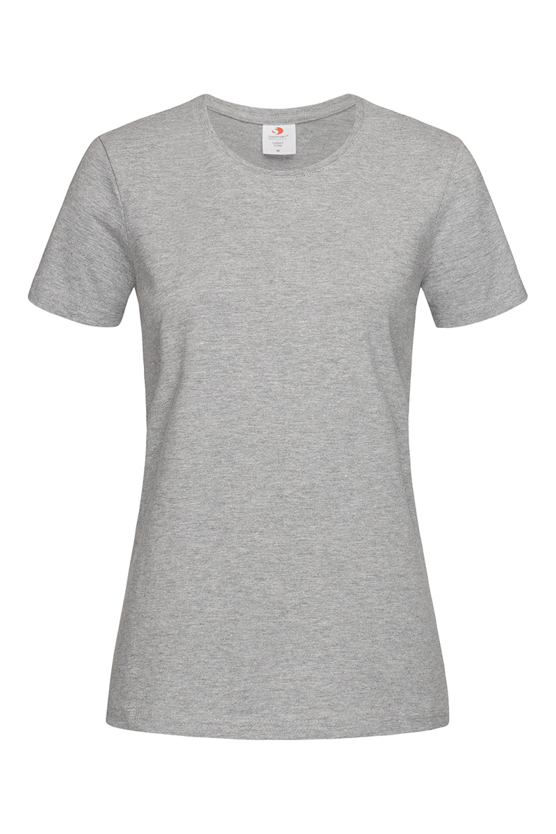 ST2160_GYH Comfort-T 185 Grey Heather