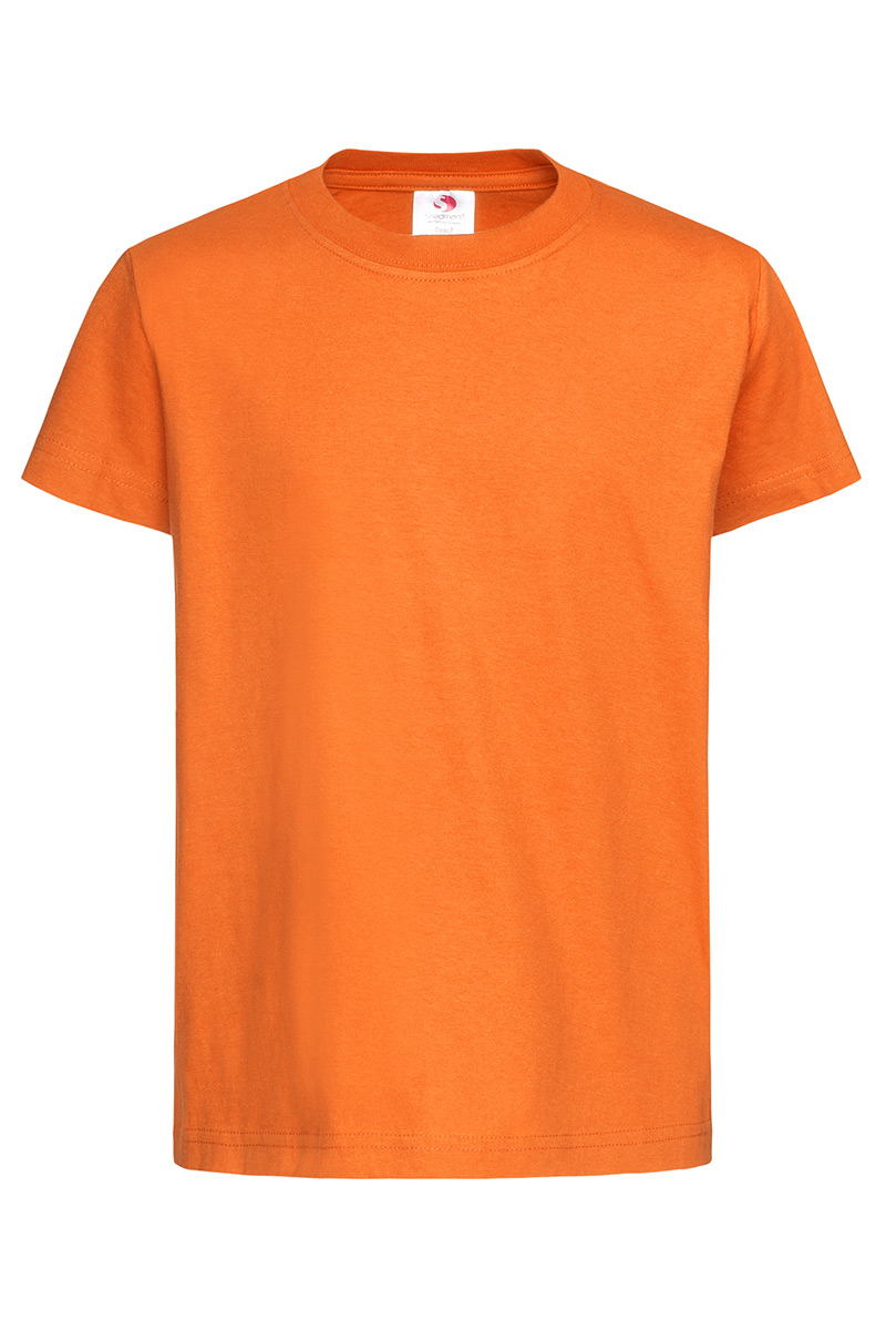 ST2200_ORA Classic-T Kids Orange