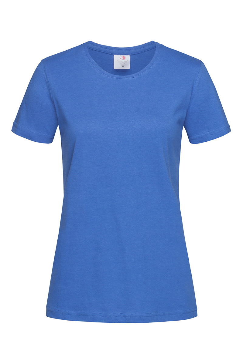 ST2600_BRR Classic-T Fitted Bright Royal