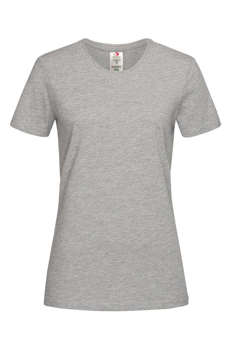 ST2620_GYH Classic-T Organic Grey Heather