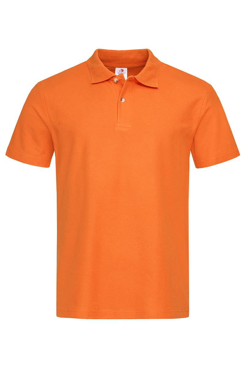 ST3000_ORA Polo Orange
