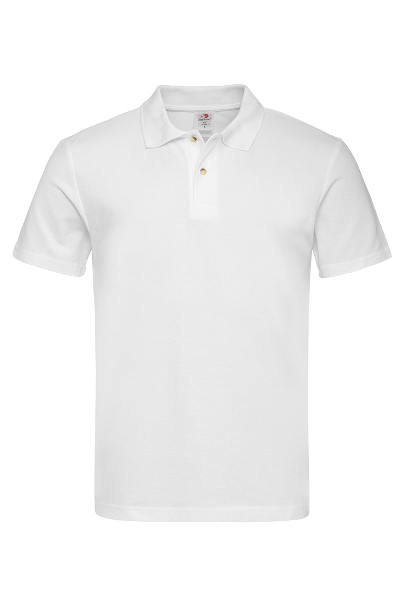 ST3000_WHI Polo White