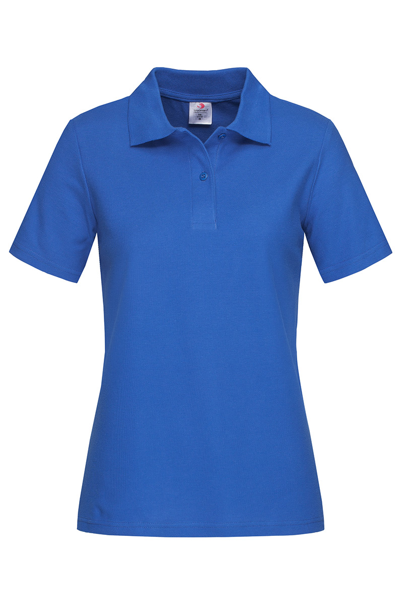 ST3100_BRR Polo Bright Royal