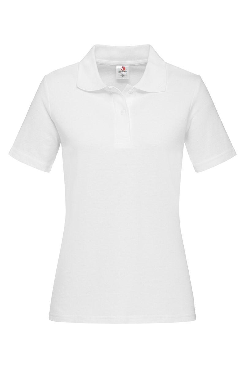 ST3100_WHI Polo White