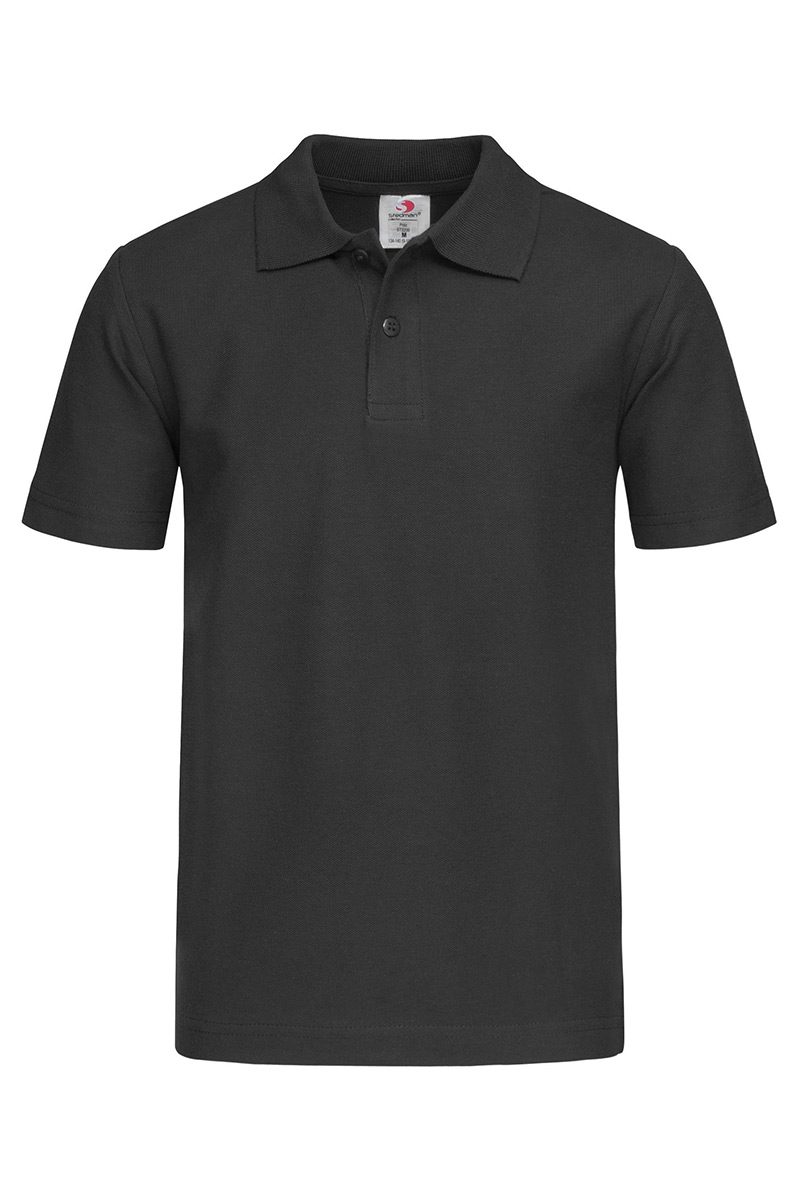 ST3200_BLO Polo Kids Black Opal