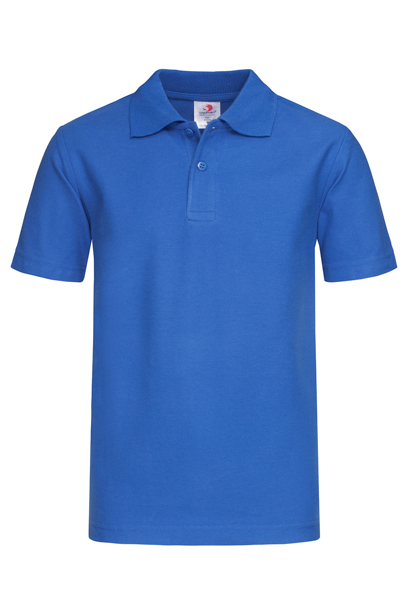 ST3200_BRR Polo Kids Bright Royal