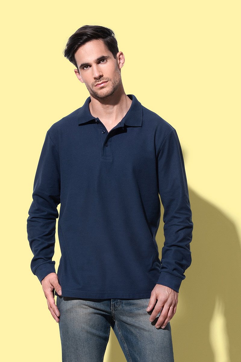 ST3400 Polo Long Sleeve