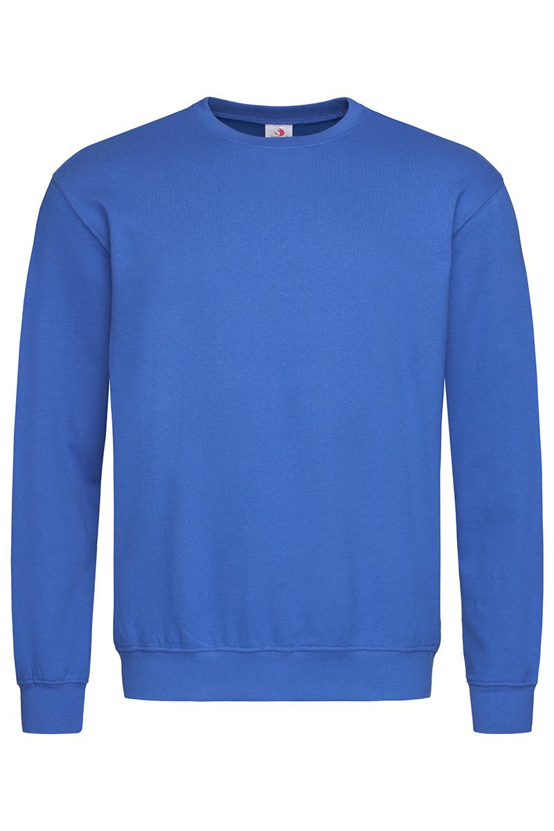 ST4000_BRR Sweatshirt Bright Royal