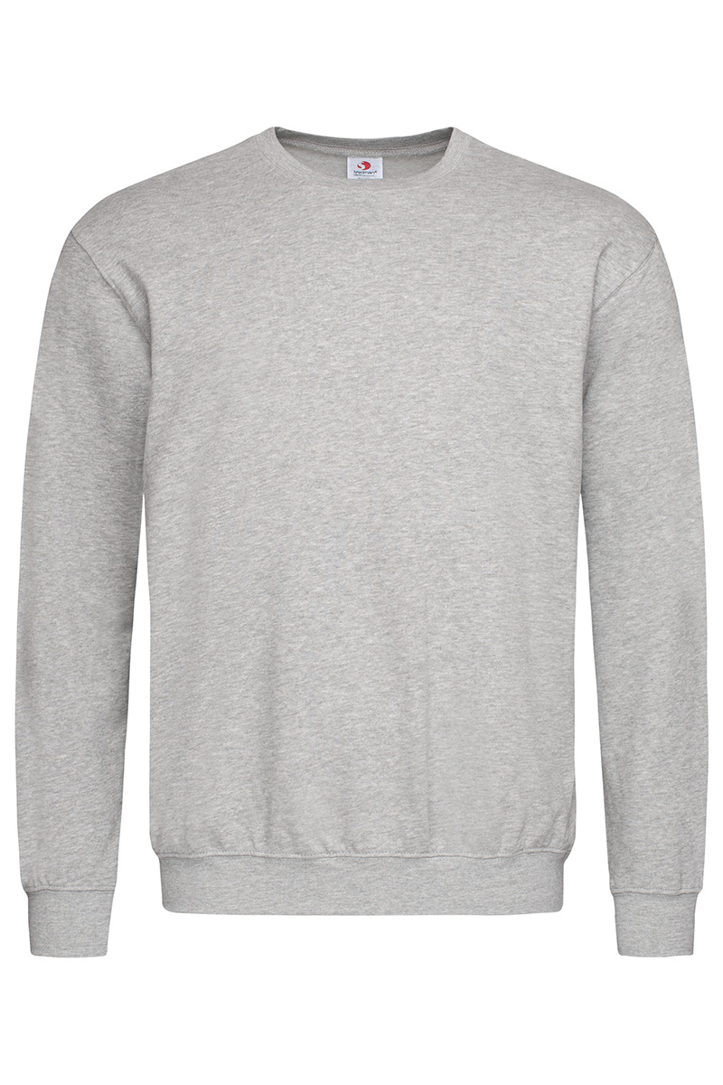 ST4000_GYH Sweatshirt Grey Heather