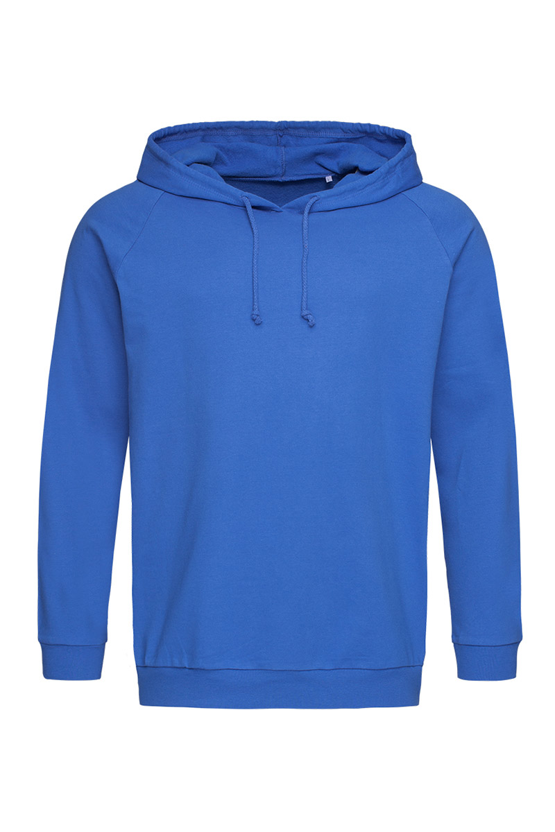 ST4200_BRR Unisex Hooded Sweatshirt Bright Royal