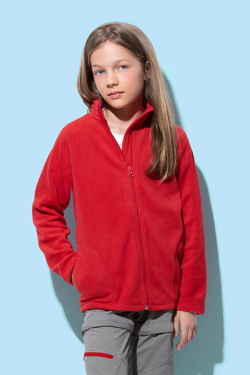 ST5170 Fleece Jacket Kids