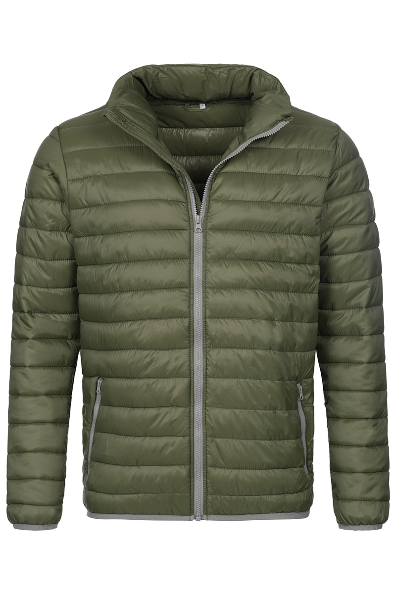 ST5200_MIL Padded Jacket Military Green