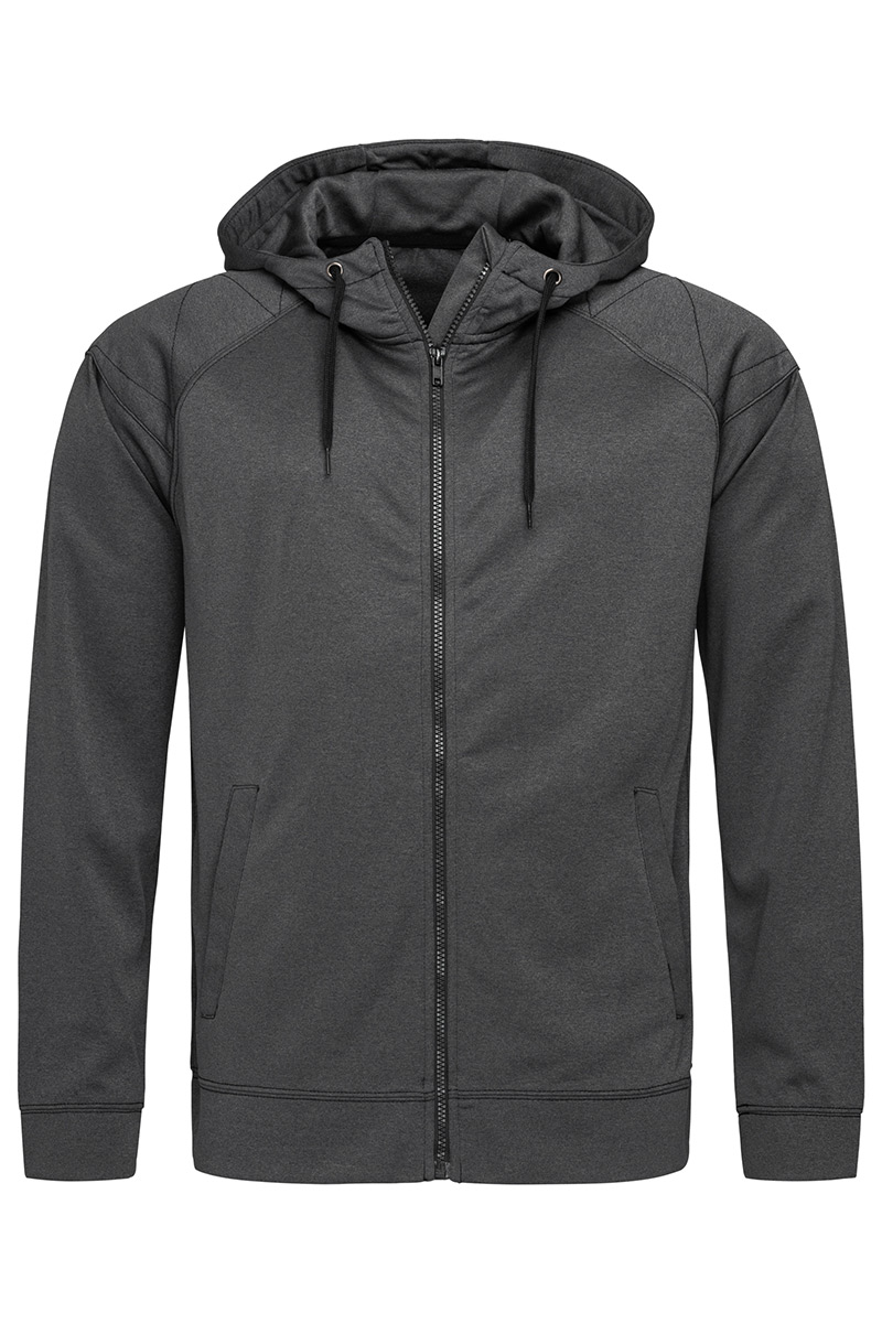 ST5830_ASP Performance Jacket Asphalt