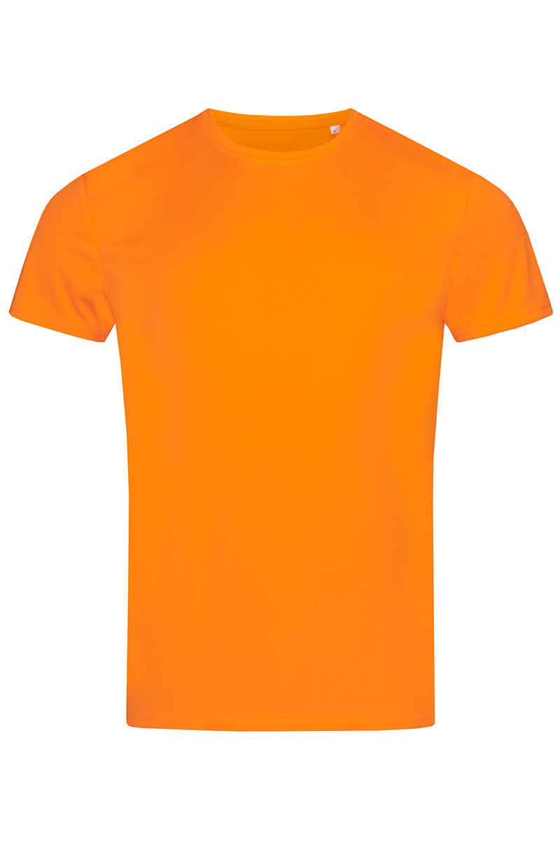 ST8000_COR Sports-T Cyber Orange