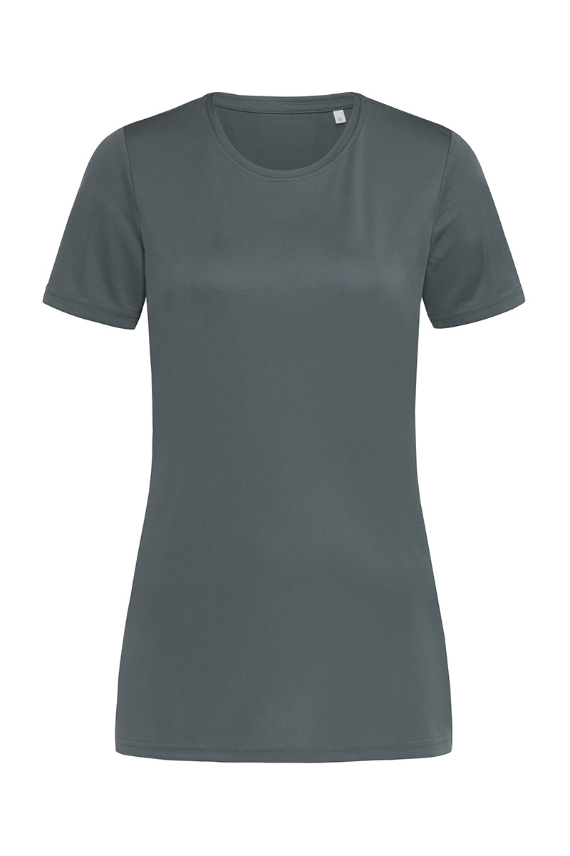 ST8100_GRG Sports-T Granite Grey
