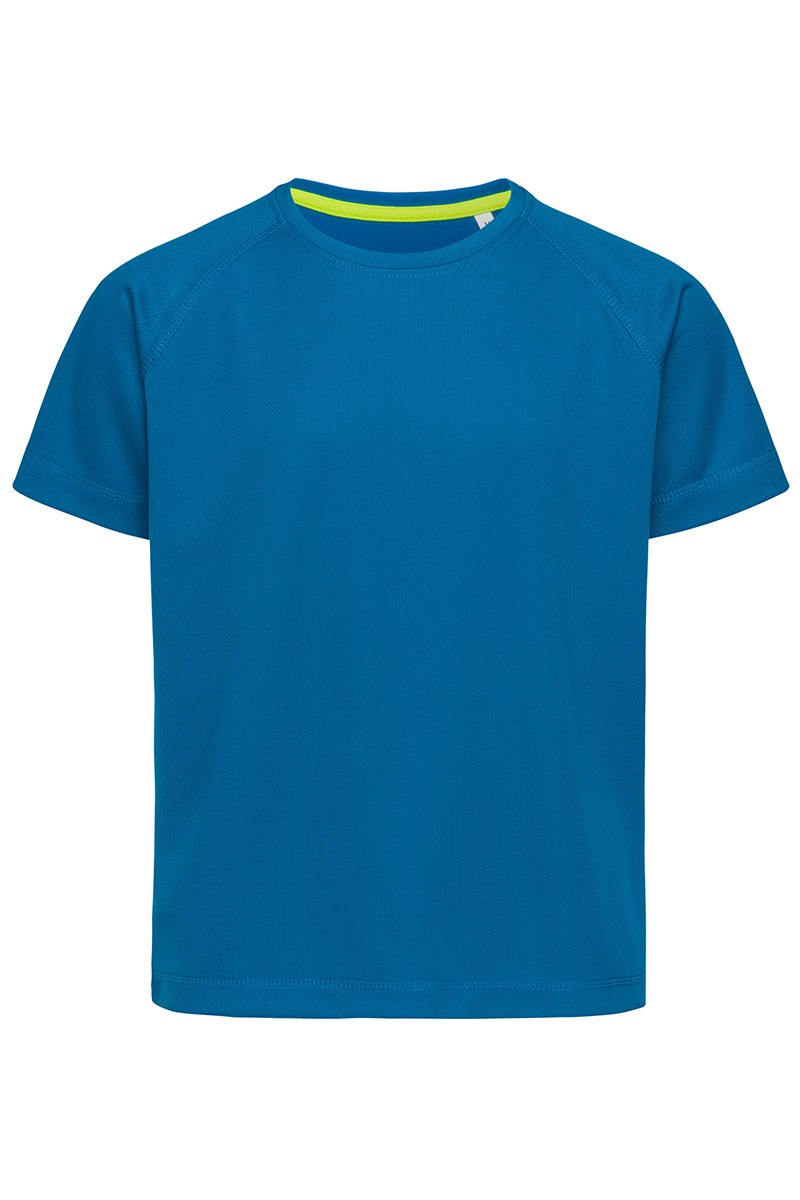 ST8570_KIB Active 140 Raglan Kids King Blue