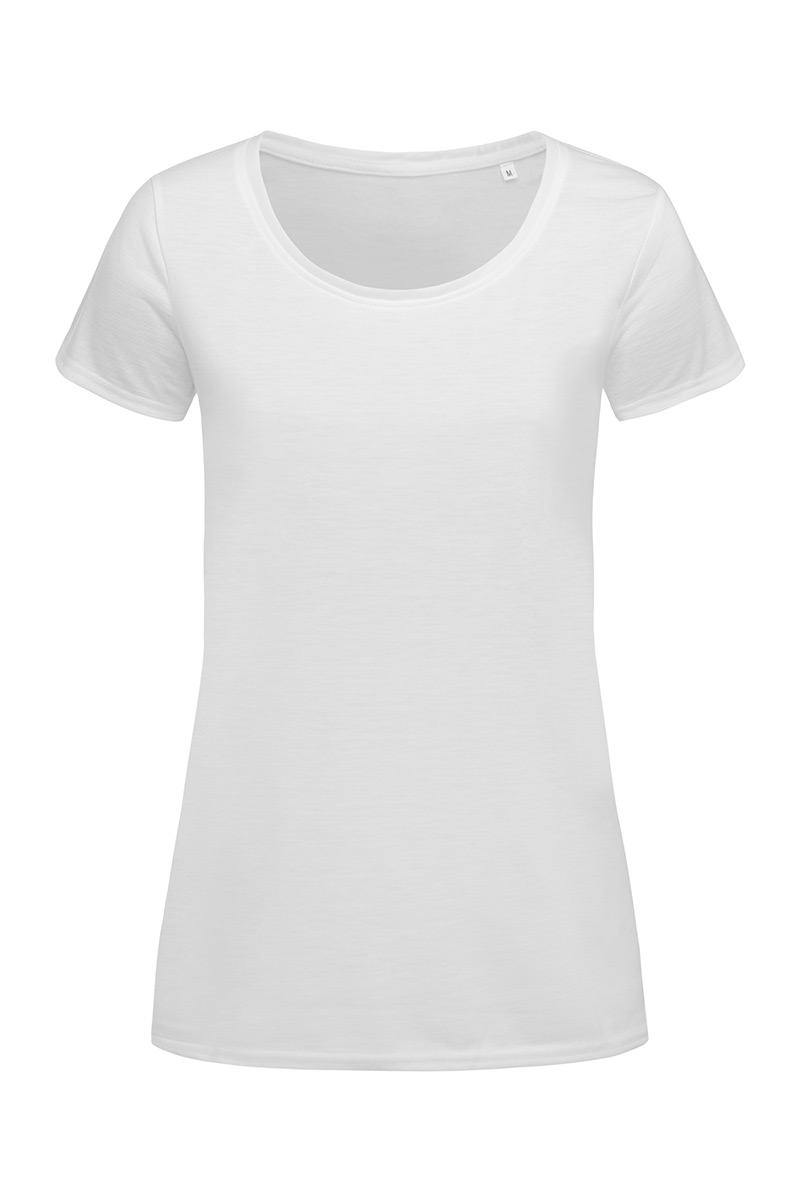 ST8700_WHI Cotton Touch White
