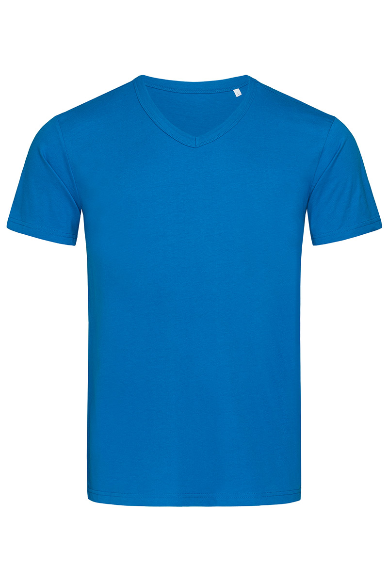 ST9010_KIB Ben V-neck King Blue