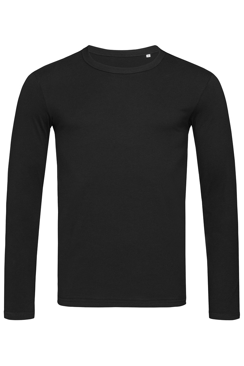 ST9040_BLO Morgan Long Sleeve Black Opal