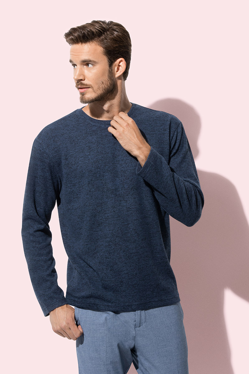 ST9080 Knit Long Sleeve