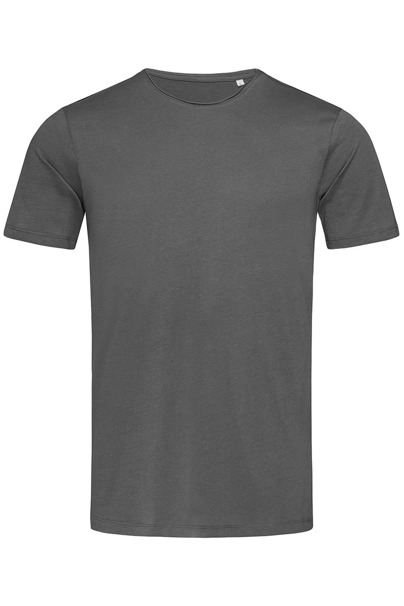 ST9100_SLG Finest Cotton-T Slate Grey