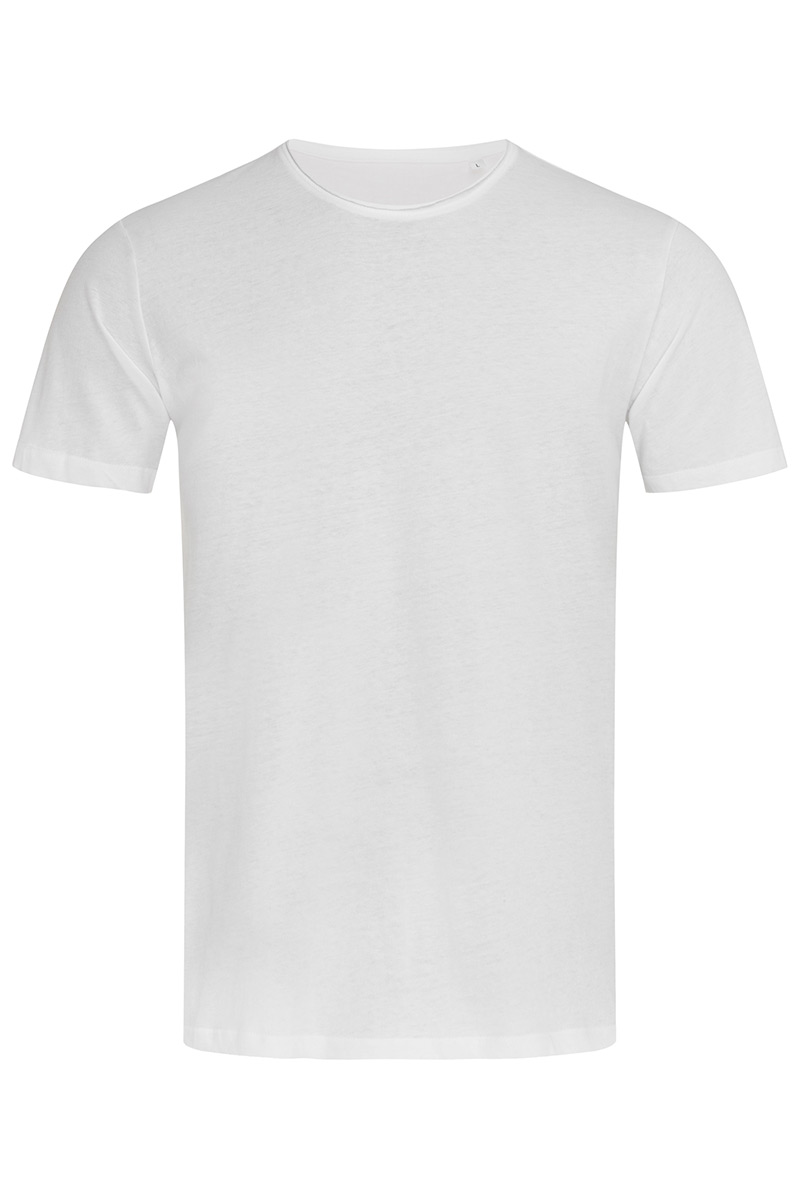 ST9100_WHI Finest Cotton-T White
