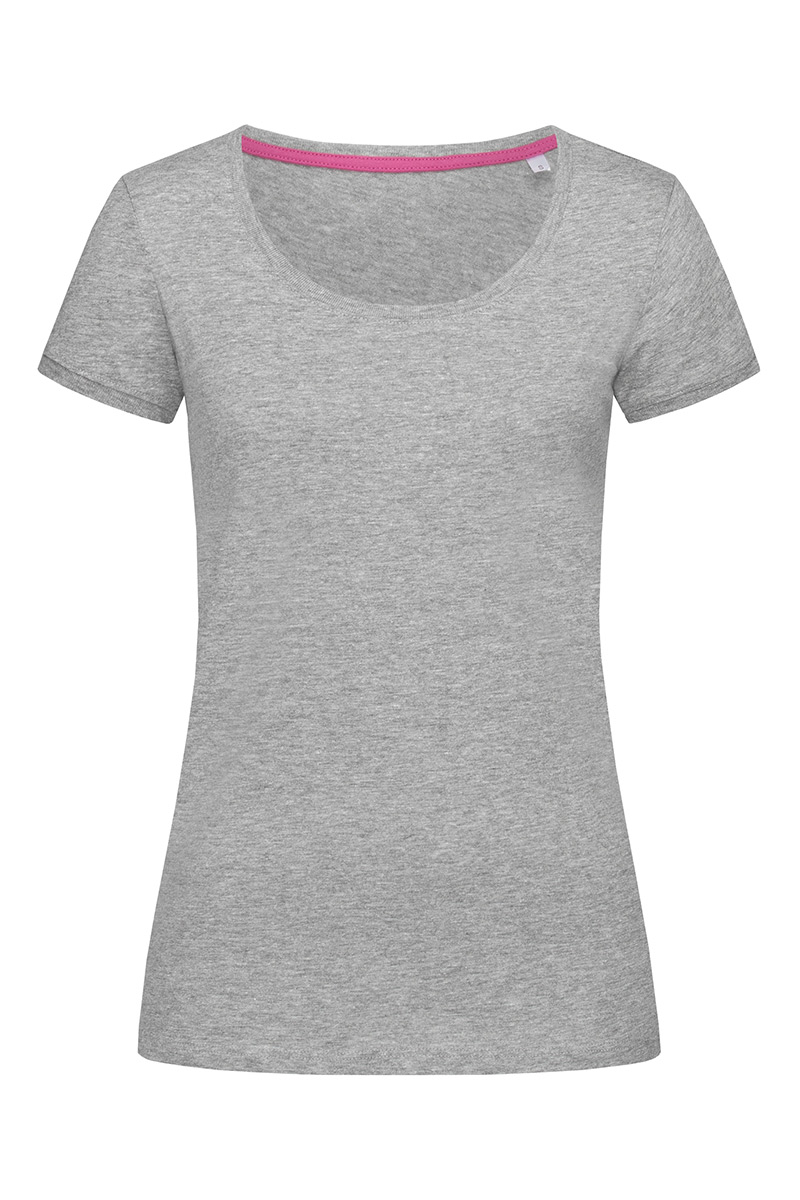 ST9120_GYH Megan Crew Neck Grey Heather
