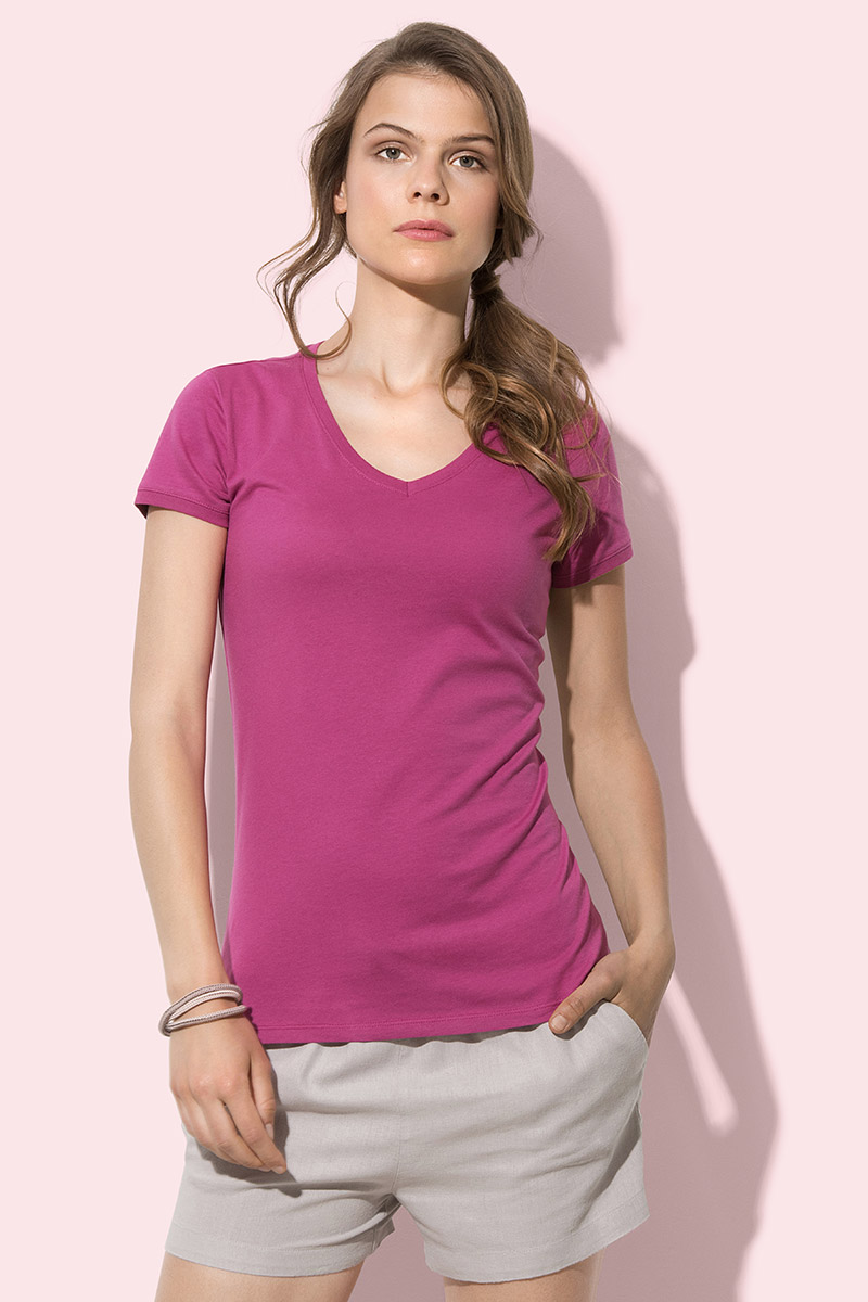 ST9130 Megan V-neck