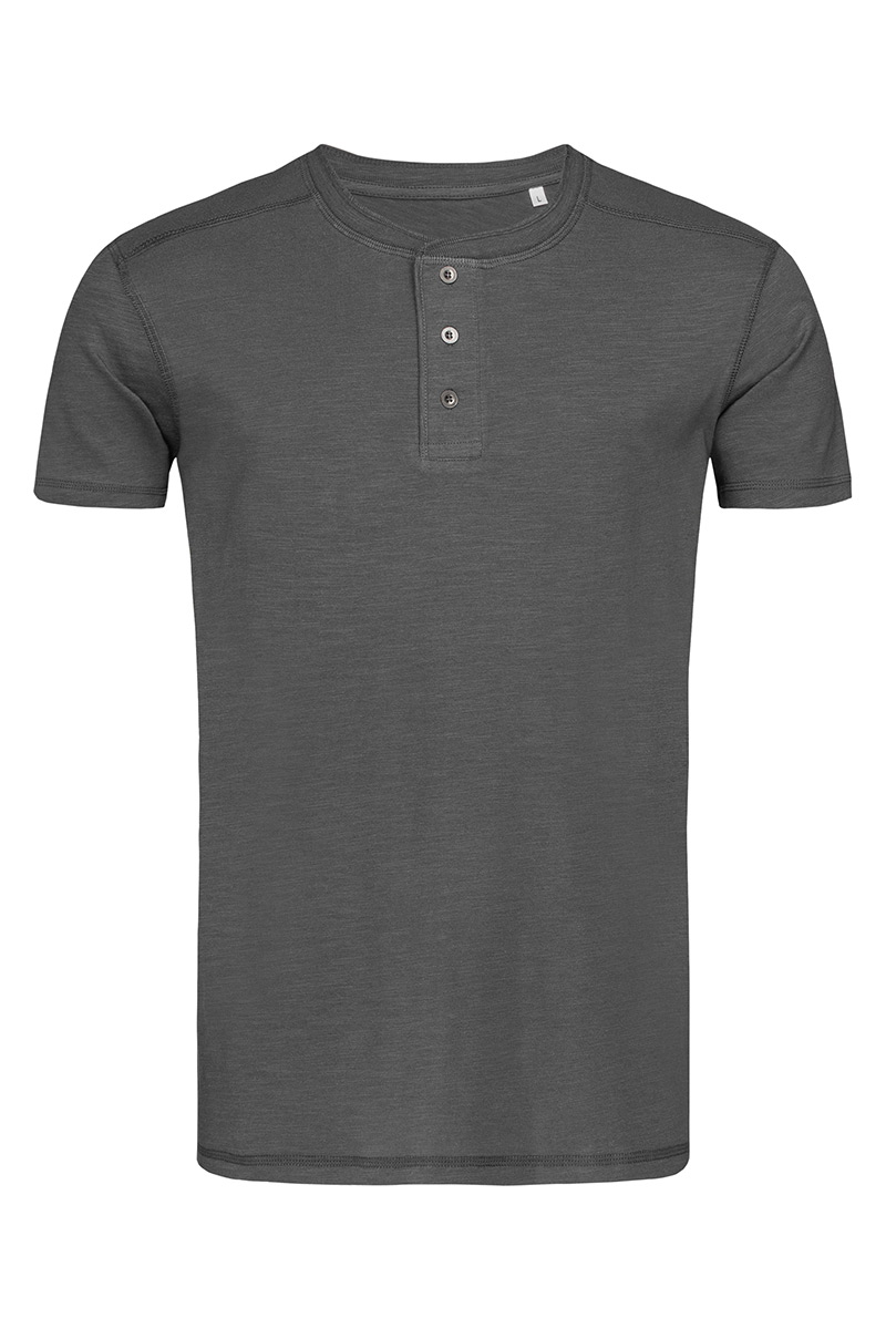 ST9430_SLG Shawn Henley T-shirt Slate Grey