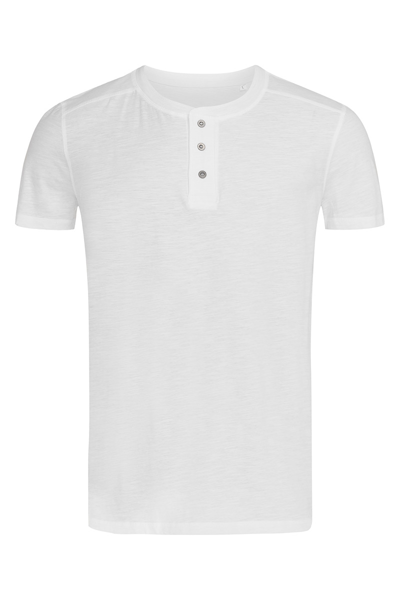 ST9430_WHI Shawn Henley T-shirt White