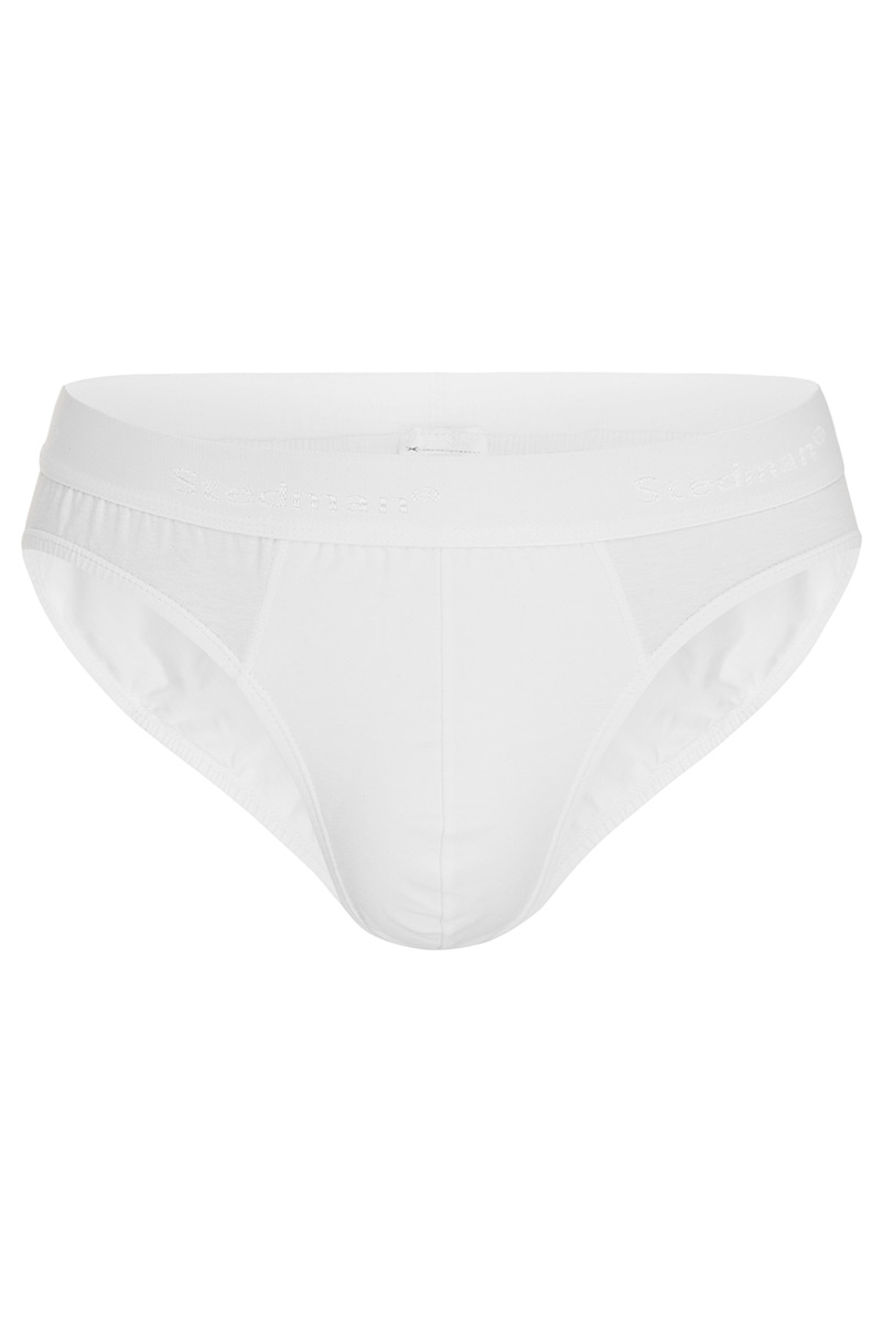 ST9692_WHI Dexter Briefs White