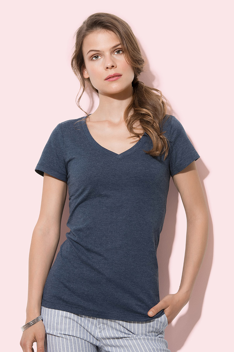ST9910 Lisa V-neck